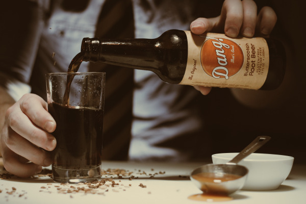 Dang! That's Good sodas